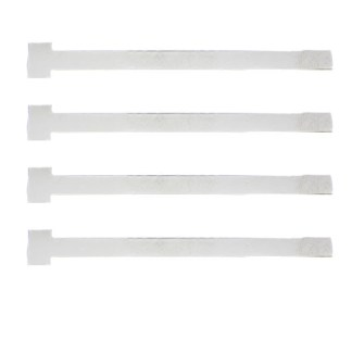 Dental Stainless Steel T-bands – Small Straight