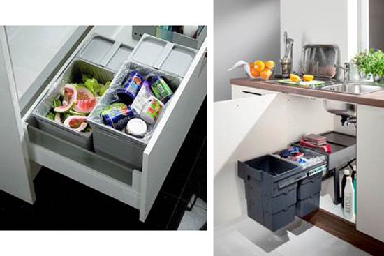 blum kitchen bins cabinet spacing bright ideas for storage by design sa decor bestbin5