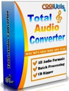 CoolUtils Total Audio Converter 5.2.0.159