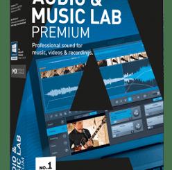 MAGIX Audio & Music Lab 2017 Premium Crack