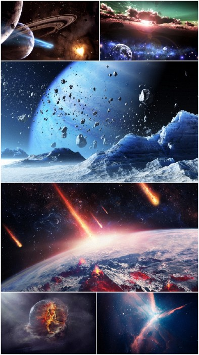 Space Wallpapers Big Pack 2 Full HD