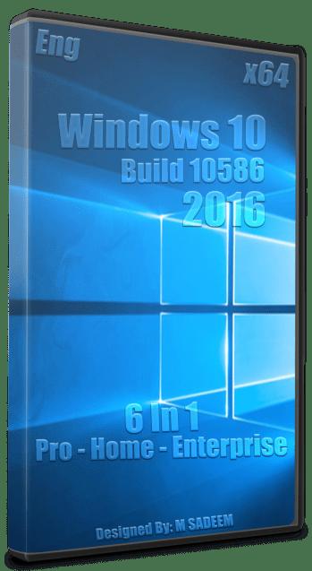 Windows 10 6in1