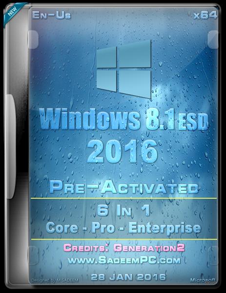 Windows 8.1 ESD