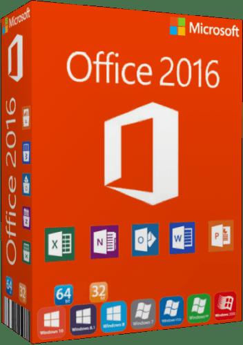 Microsoft Office 2016 Pro VL
