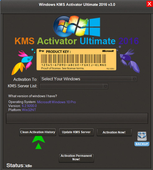 Windows KMS Activator Ultimate 2016 Free Download