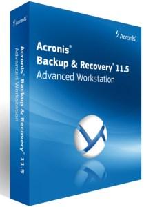 Acronis Backup Advanced Bootable ISO