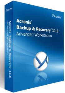 Acronis Backup Advanced Bootable ISO