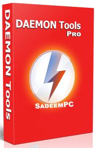 DAEMON Tools Pro 7 Full Crack