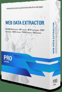 Web Data Extractor Pro Crack