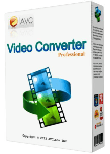 Any Video Converter Professional