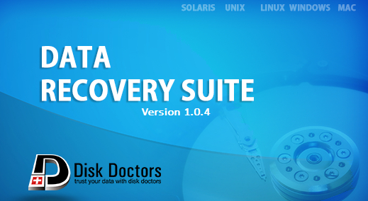 Disk Doctors Data Recovery Suite Full Crack