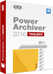 PowerArchiver 2016 Toolbox Full Crack