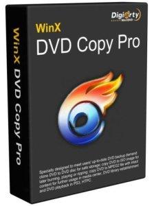 WinX DVD Copy Pro Full Crack