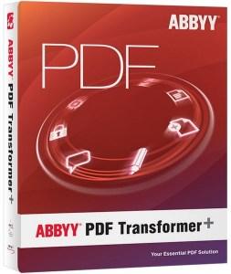 ABBYY PDF Transformer+ 12 Full Crack