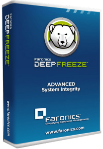 Deep Freeze Enterprise 8 Full Crack