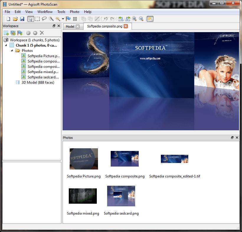 Agisoft PhotoScan Professional Full Version Keygen Patch