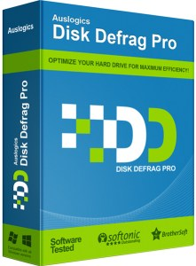 Auslogics Disk Defrag Professional Full Crack