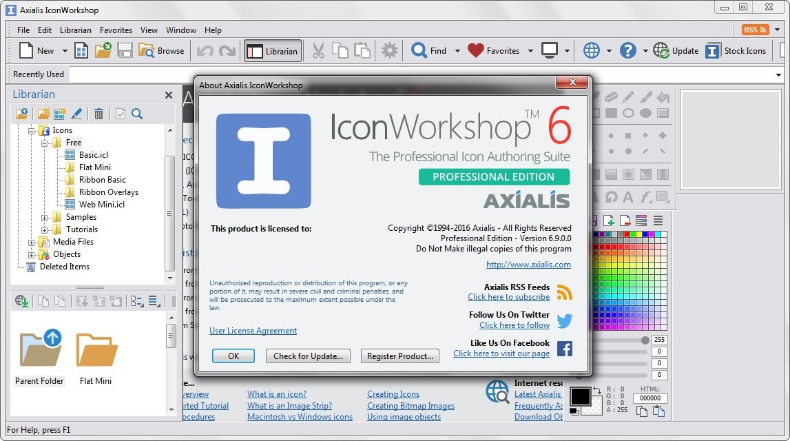 Axialis IconWorkshop Professional Edition Full Version