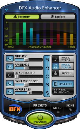 DFX Audio Enhancer Full Crack