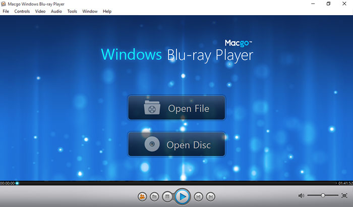 Macgo Windows Blu-ray Player Crack Serial Key