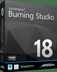 ashampoo burning studio 2017