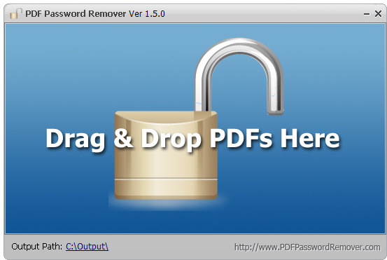 PDF Password Remover Full Crack