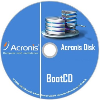 Acronis True Image 2017 WinPE Boot ISO (x64) Full Version