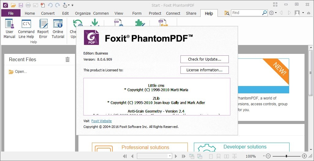 foxit phantompdf business free download full version