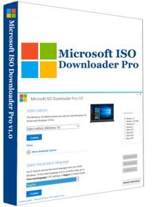 Microsoft ISO Downloader Pro