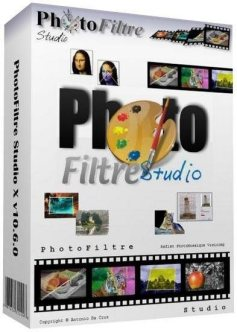 PhotoFiltre Studio X 10 Crack Patch Keygen
