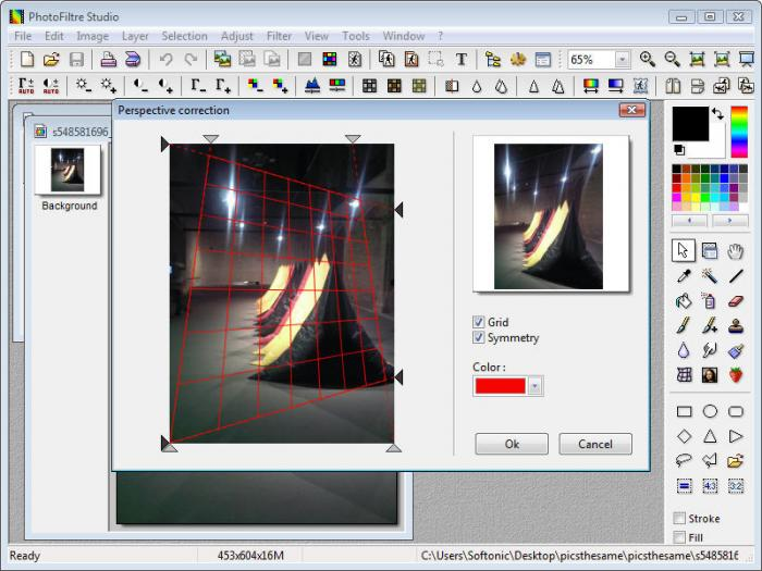 PhotoFiltre Studio X 10 Full Version