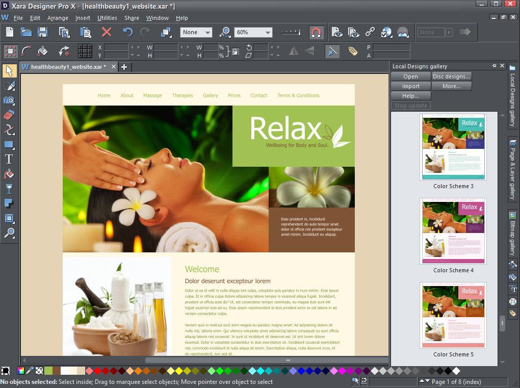 Xara Designer Pro X365 Full Crack