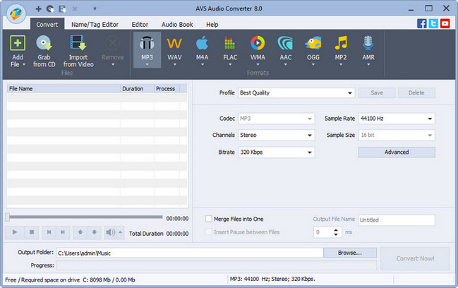 AVS Audio Converter Crack Patch Keygen Full Version