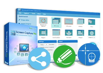 Apowersoft Screen Capture Pro Crack Serial Key