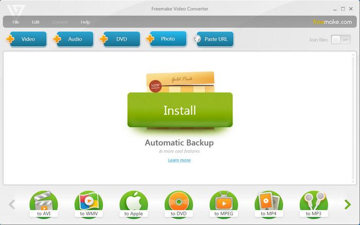Freemake Video Converter Gold Full Crack Serial Key