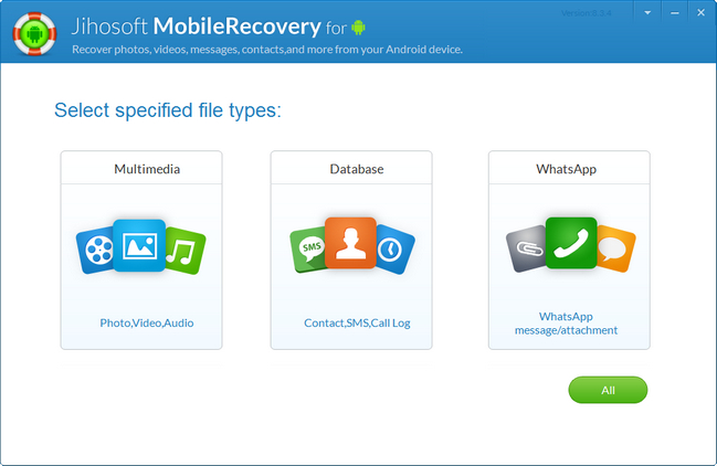 Jihosoft Android Phone Recovery Full Version Crack