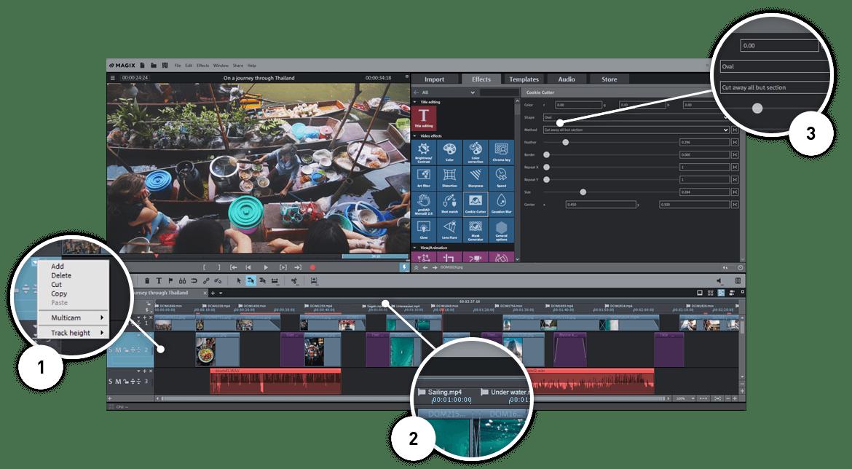 MAGIX Movie Edit Pro 2019 Plus Crack Full Version