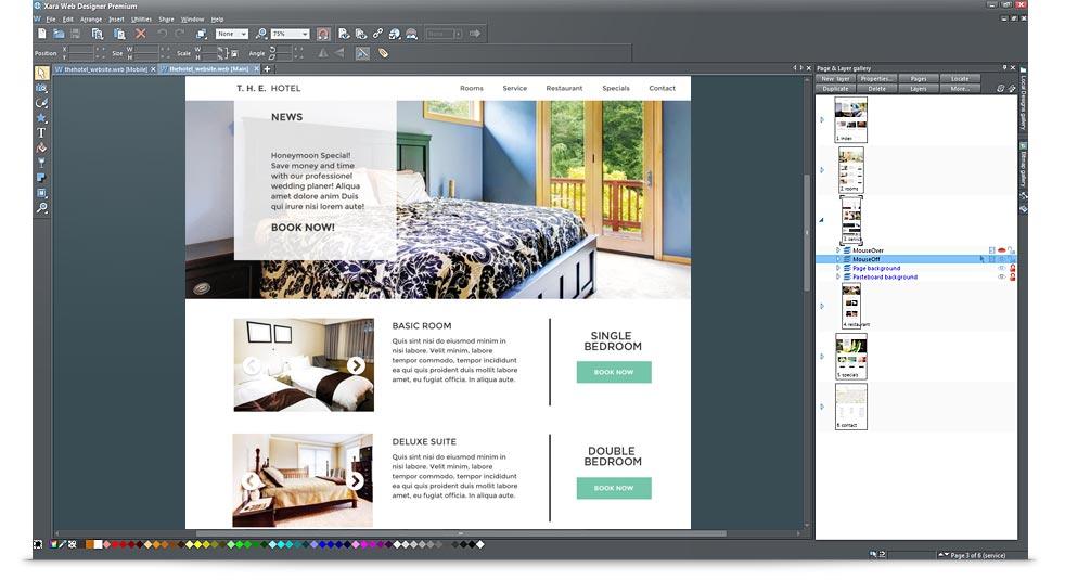 MAGIX Web Designer 12 Premium Full Crack
