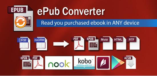 ePub Converter Crack Serial Key