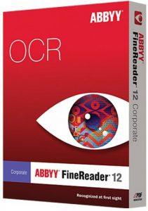ABBYY FineReader Corporate 12 Crack Serial Key
