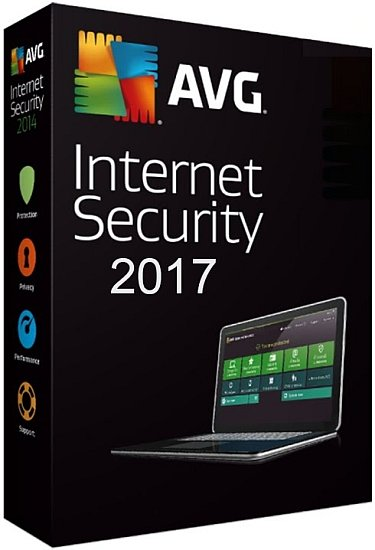 عملاق الحماية AVG Internet Security 2017 17.1.3006 x86x64 MultilingualLicense Key