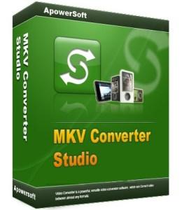 Apowersoft MKV Converter Studio Crack Patch License Key