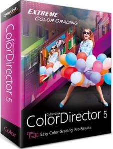 CyberLink ColorDirector Ultra Crack Patch Keygen Serial Key
