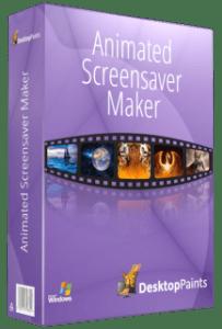 DesktopPaints Animated Screensaver Maker Serial Key Keygen Crack