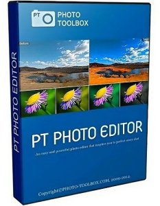 PT Photo Editor Pro Edition Crack Serial Key