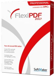 SoftMaker FlexiPDF 2017 Professional Crack License Key