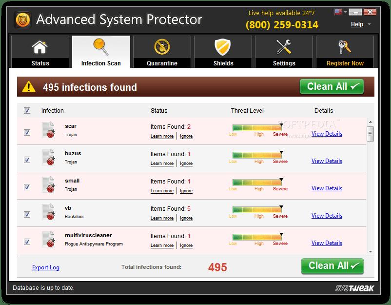 Advanced System Protector Crack Patch Keygen Serial Key Full