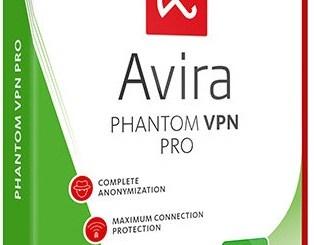Avira Phantom VPN Pro Crack Patch Keygen License Key