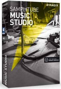 MAGIX Samplitude Music Studio 2017 Crack Patch Keygen Serial Key