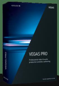 MAGIX VEGAS Pro 15 crack